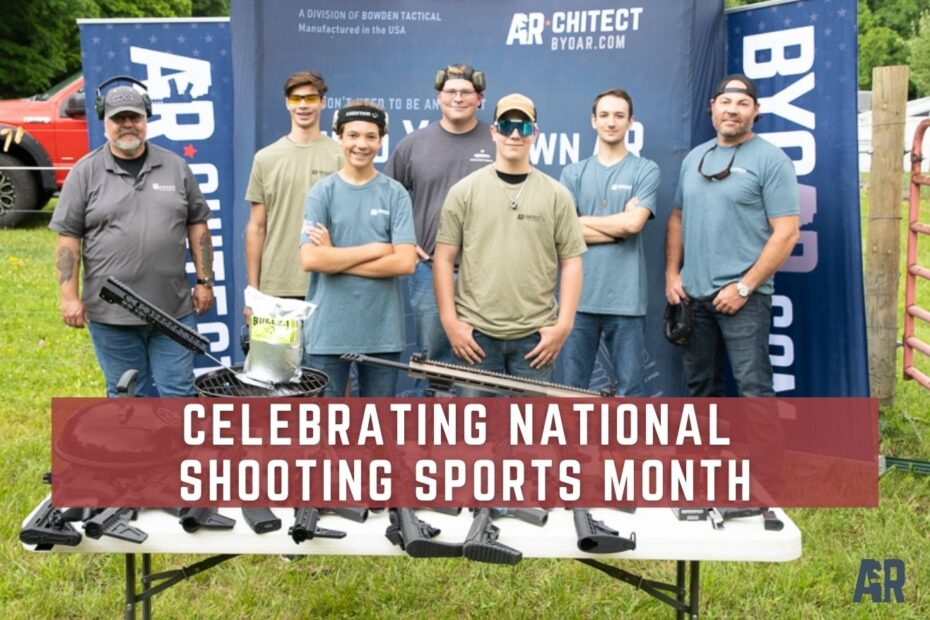 BYOAR Team for National Shooting sports Month